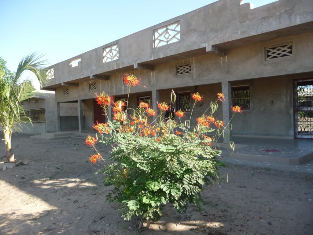 École Louly'n Gogom de l'association Réponses au Sénégal